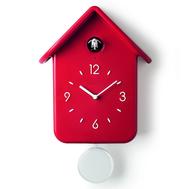 Часы с кукушкой Guzzini QQ, красные - арт.16860255, фото 1
