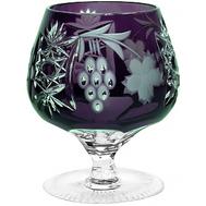 Бокал для коньяка Ajka Crystal Grape, 300мл, фиолетовый - арт.1/amethyst/64574/51380/48359, фото 1