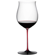 Большой бокал Burgundy Grand Cru Riedel Sommeliers Black Series, 1050мл - арт.4100/16 R, фото 1