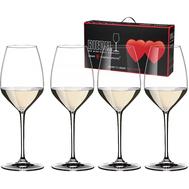 Набор бокалов для белого вина Riesling-Sauvignon Blanc Riedel Heart to Heart, 460мл - 4шт - арт.5409/05, фото 1