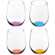 Бокалы для воды и напитков Happy Riedel O, 320мл - 4шт - арт.5414/88, фото 1