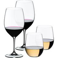 Набор бокалов Cabernet Sauvignon-Viognier Riedel Vinum XL - 4шт - арт.5416/52, фото 1