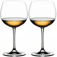Набор бокалов для вина Montrachet Chardonnay Riedel Vinum XL, 552мл - 2шт - арт.6416/57, фото 1