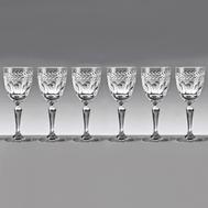 Набор бокалов для красного вина Cristal de Paris - 6 шт, арт.CDP1801, фото 1