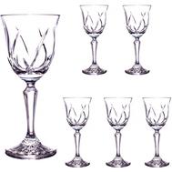 Набор бокалов для белого вина Cristal de Paris Christine 200мл - 6 шт, арт.CDP1706, фото 1