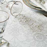 Дорожка на стол Garnier-Thiebaut Galerie de Glasses, 52х230 см - арт.GT1603, фото 1