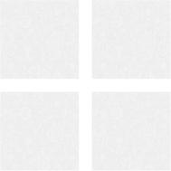 Набор тканевых салфеток Garnier-Thiebaut Mille Charmes Blanc - 4шт, 55х55 см - арт.GT2007, фото 1