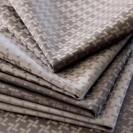 Скатерть прямоугольная Garnier-Thiebaut Origami Zinc, 174х300 см - арт.GT4802, фото 1