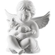 "Статуэтка Rosenthal ""Ангел с котиком"", 10.5см - арт.RS1813, фото 1"