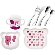 Набор детской посуды Sambonet Judy - 7 предметов - арт.SMB1304, фото 1