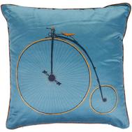 Подушка декоративная Trussardi Velodromo Blue, 60х60см - арт.TR0106, фото 1