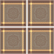 Набор тканевых салфеток Garnier-Thiebaut - 4 шт, 54х54 см (без пропитки) - арт.GT5304, фото 1