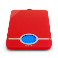 Весы кухонные Brabantia, красные, 26,5 см - арт.480744, фото 1