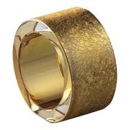Кольцо для салфеток Eisch Gold Rush, золото, 5 см - арт.74390550, фото 1