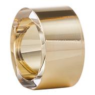 Кольцо для салфеток Gold Eisch Ravi, золото, 5 см - арт.75790550, фото 1