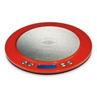 Весы кухонные Wesco, цифровые, красные, 20 см - арт.322251-02, фото 1