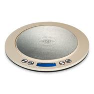 Весы кухонные Wesco, цифровые, кремовые, 20 см - арт.322251-23, фото 1