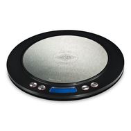 Весы кухонные Wesco, цифровые, черные, 20 см - арт.322251-62, фото 1
