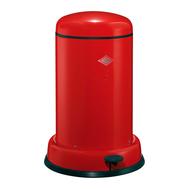 Ведро для мусора с педалью Wesco Baseboy, красное, 15 л - арт.135331-02, фото 1