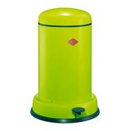 Ведро для мусора с педалью Wesco Baseboy, зеленое, 15 л - арт.135331-20, фото 1