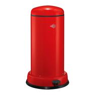Ведро для мусора с педалью Wesco Baseboy, красное, 20 л - арт.135531-02, фото 1