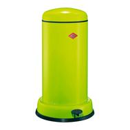 Ведро для мусора с педалью Wesco Baseboy, зеленое, 20 л - арт.135531-20, фото 1