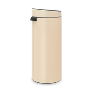 Контейнер для мусора Brabantia Touch Bin, миндальный, 30 л - арт.115042, фото 1