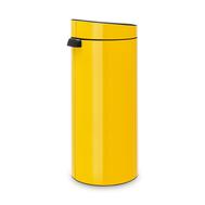Контейнер для мусора Brabantia Touch Bin, желтый, 30 л - арт.115240, фото 1