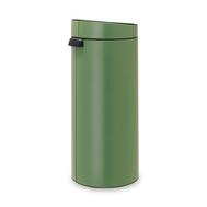Контейнер для мусора Brabantia Touch Bin, зеленый, 30 л - арт.115264, фото 1