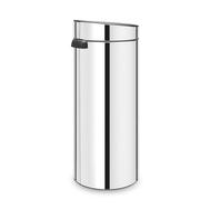 Контейнер для мусора Brabantia Touch Bin, стальной полированный, 30 л - арт.115325, фото 1