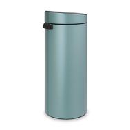 Контейнер для мусора Brabantia Touch Bin, мятный, 30 л - арт.115424, фото 1