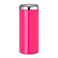 Контейнер для мусора Brabantia Touch Bin, розовый, 30 л - арт.481987, фото 1