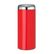 Контейнер для мусора Brabantia Touch Bin, красный, 30 л - арт.483844, фото 1
