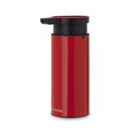 Диспенсер для мыла Brabantia, красный, 0.2л 16.5см - арт.106989, фото 1