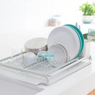 Сушилка для посуды Brabantia, светло-серая, 49,2 см - арт.117428, фото 1