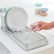 Сушилка для посуды Brabantia, светло-серая, 46,3 см - арт.117282, фото 1