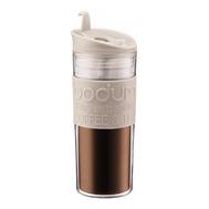 Термостакан Bodum Bistro, дорожный, белый, 0,45 л - арт.11101-913, фото 1