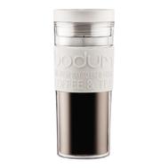 Термостакан Bodum Bistro, дорожный, белый, 0,45 л - арт.11685-913, фото 1