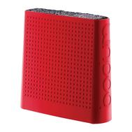 Подставка для ножей Bodum Bistro, красная, 21,4 см - арт.11089-294, фото 1