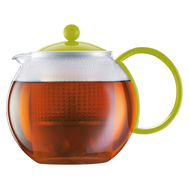 Пресс чайник Bodum Assam, зеленый, 1 л - арт.1844-565, фото 1