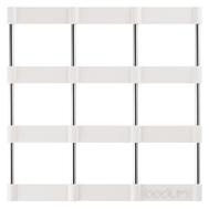 Подставка под горячее Bodum Bistro, белая, 17,5 см - арт.11553-913, фото 1