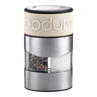 Мельница для специй Bodum Twin, белая, 11.2см - арт.11002-913, фото 1