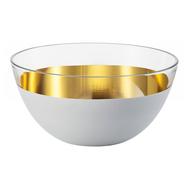 Салатник Weiss Eisch Cosmo, белый/золото, 24 см - арт.72356724, фото 1