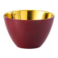 Салатник Eisch Kala, золото/красный, 12 см - арт.75454512, фото 1