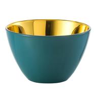 Салатник Eisch Kala, бирюзовый/золото, 12 см - арт.75554512, фото 1