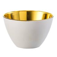 Салатник Eisch Kala, белый/золото, 12 см - арт.75654512, фото 1