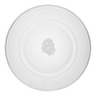 Тарелка сервировочная Eisch Silas, прозрачная, 35 см - арт.76351635, фото 1