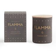 Ароматизированная свеча Skandinavisk Flamma с крышкой, 55 г - арт.SK1315, фото 1