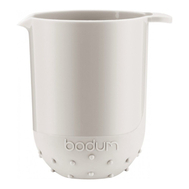 Емкость для смешивания Bodum Bistro, белая, 1 л - арт.11565-913, фото 1