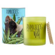 Ароматная свеча Ambientair Gorilla - амбровый Wild, 40 ч - арт.VV040ABAW, фото 1